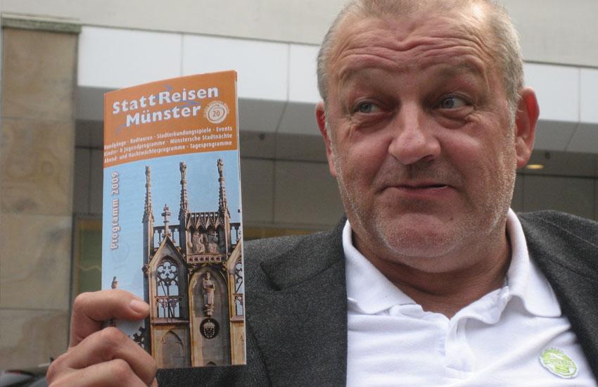 Münsters Krimi-Schmaus