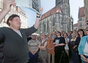 Münster jovel. Der Altstadtklassiker für Auswärtige