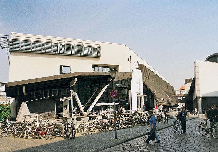 V-Ort-Stadtbücherei